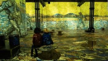Un viaje a los paisajes de Van Gogh