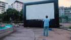 Cine móvil en Venezuela, un escape ante la crisis