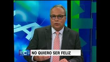 El Apunte de Camilo: No quiero ser feliz