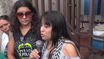 Evelyn Hernández vuelve a sentarse en el banquillo