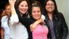 Absuelven a Evelyn Hernández en El Salvador