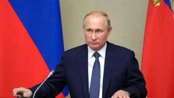 Rusia: tres incidentes militares en un mes