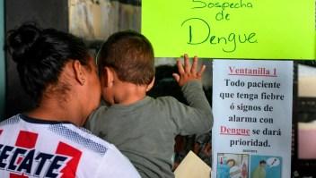 Lo que debes y no debes hacer si te contagias de dengue