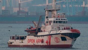 España recogerá inmigrantes de Open Arms