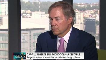 Cargill apuesta por invertir en producción sustentable