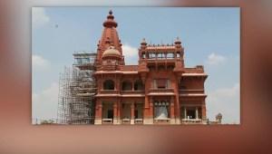 Reabrirán en octubre un histórico palacio en Egipto