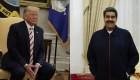 Trump y Maduro confirman diálogo entre EE.UU. y Venezuela