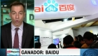 Baidu: acción crece 5%