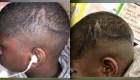 Demandan a escuela por pintar el cabello de un alumno