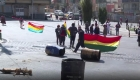 Huelga en contra de Evo Morales