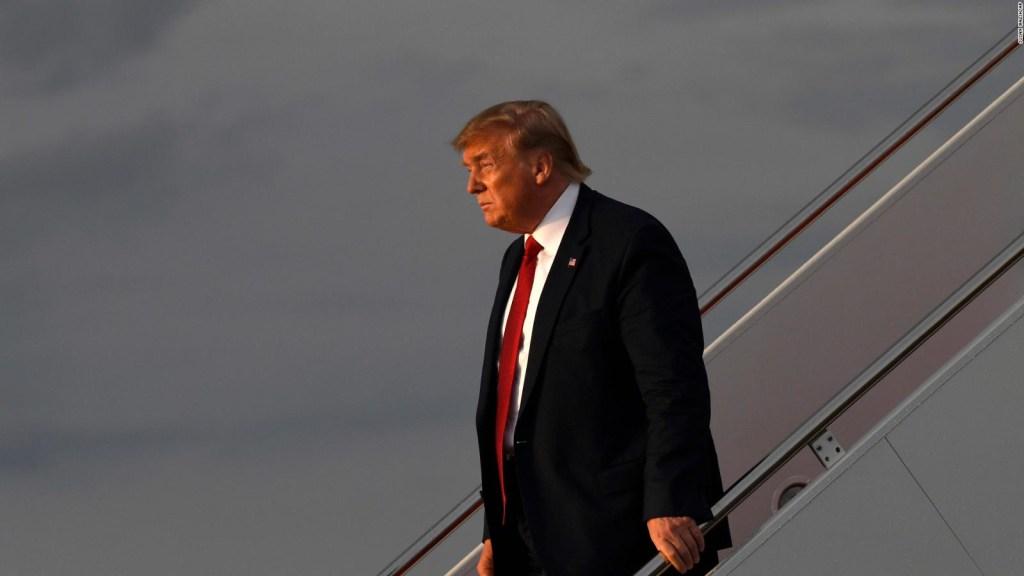 Trump anuncia iniciativa inmigratoria sin apoyo legislativo