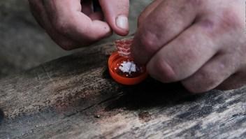 ¿Se debe debatir el consumo de cocaína?
