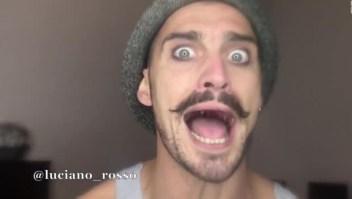 Luciano Rosso, el talento de hacer reír en las redes