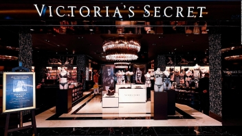 Caen las ventas de Victoria's Secret