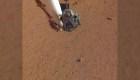 Los Rolling Stones llegan a Marte gracias a una piedra rodante