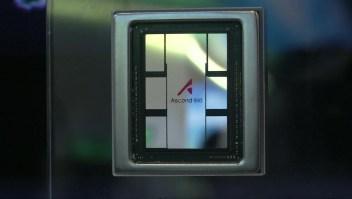 Huawei presenta procesador de inteligencia artificial