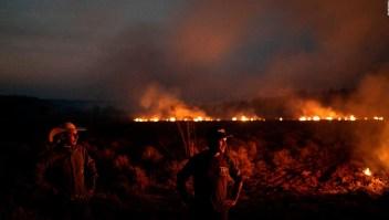 ¿Cómo empezaron los incendios en el Amazonas?
