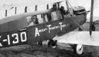 100 años de un hecho relevante en la aviación