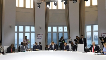 Países del G7 ayudarán con los incendios en el Amazonas