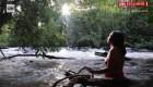 Tribu está en peligro por incendios en el Amazonas