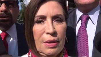 ¿Qué presentará Rosario Robles ante la CIDH?
