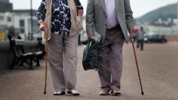 La economía crece y los jubilados se agarran los bolsillos