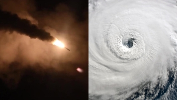 Trump habría sugerido armas nucleares contra huracanes