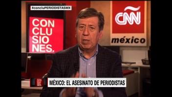 México: 12 periodistas asesinados en lo que va de año
