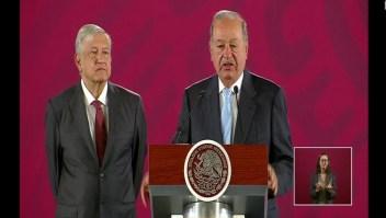 Slim sobre acuerdo de gaseoductos en México
