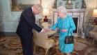 Johnson pide a la reina suspender el Parlamento