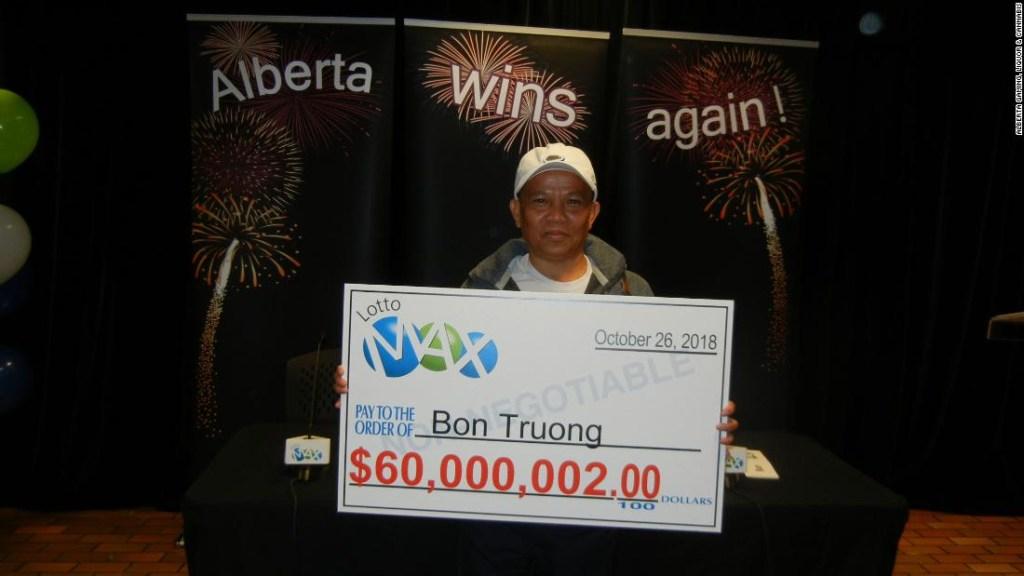 Ganador lotería