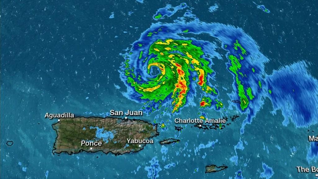 Puerto Rico se salva de Dorian
