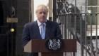 Johnson pone en la mira la crisis del brexit