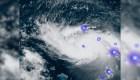 Relámpagos indican que el huracán Dorian se intensifica