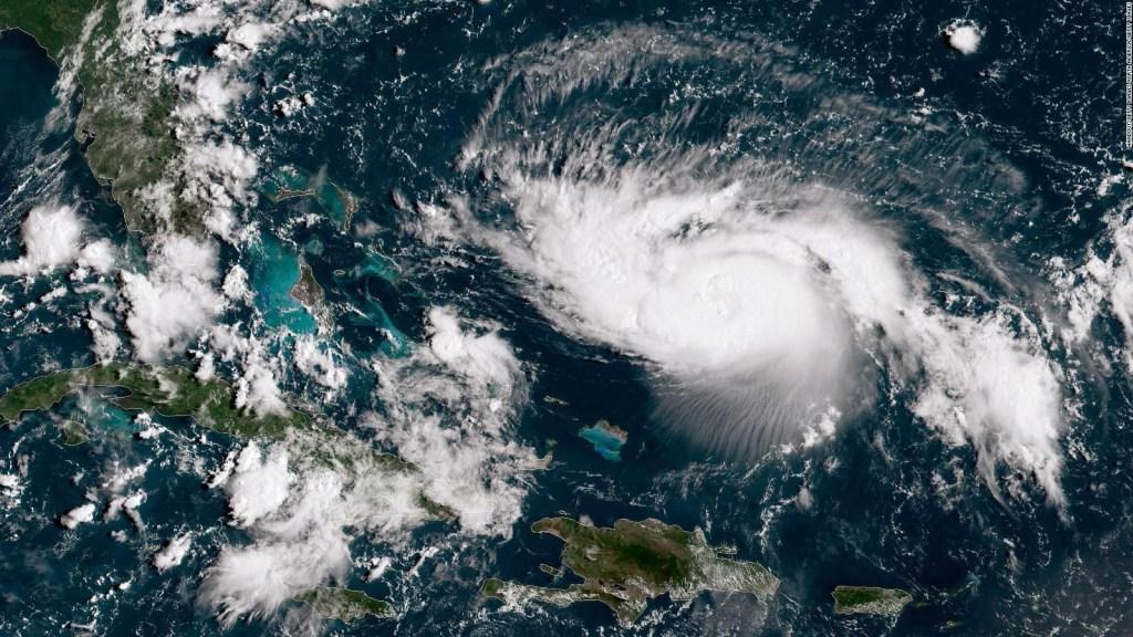 Así ayudan los huracanes a salvar nuestro planeta