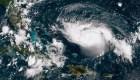 Dorian avanza lentamente en dirección a la costa de Florida
