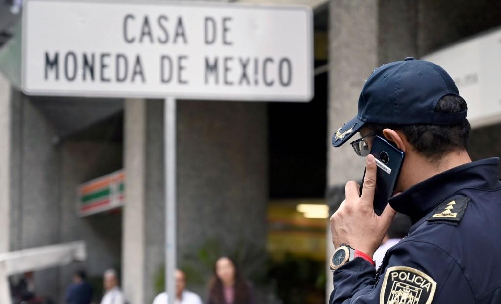 casa moneda mexico