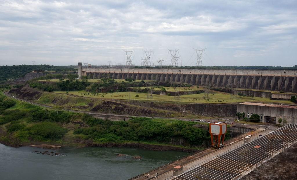 Itaipú Paraguay Brasil