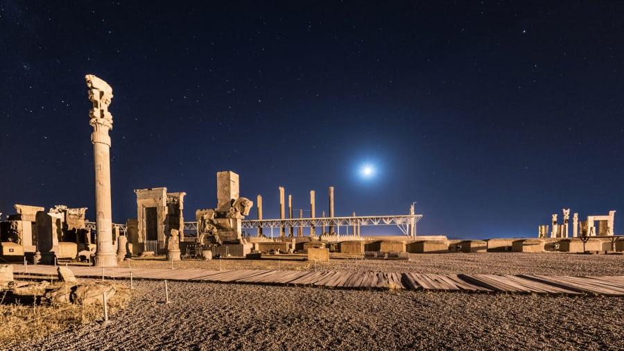 Persépolis Irán ciudades antiguas para visitar