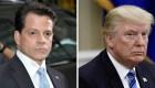 Anthony Scaramucci y Donald Trump