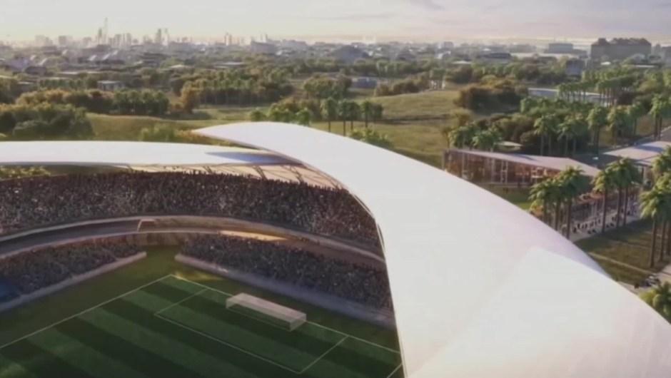 Reabrirán terreno para estadio fútbol equipo David Beckhman Miami