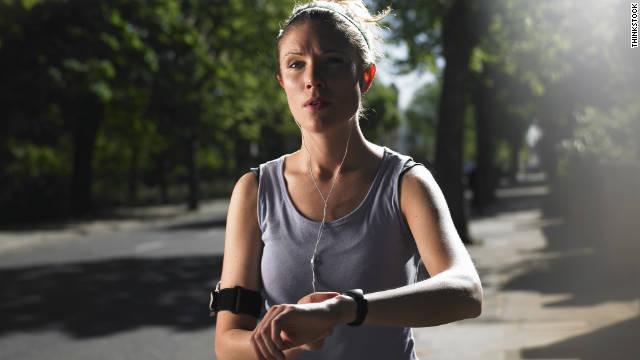Trotar, Correr, Actividad Física