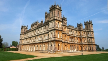 El castillo de Downton Abbey estará en Airbnb