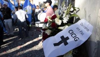 Iván Velásquez: Creación de comisión para investigar a la Cicig es inconstitucional