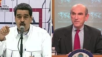 Abrams rechaza anuncio de Maduro sobre elecciones