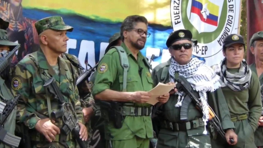 CNN en Español presenta 'Colombia, vuelta a las armas'