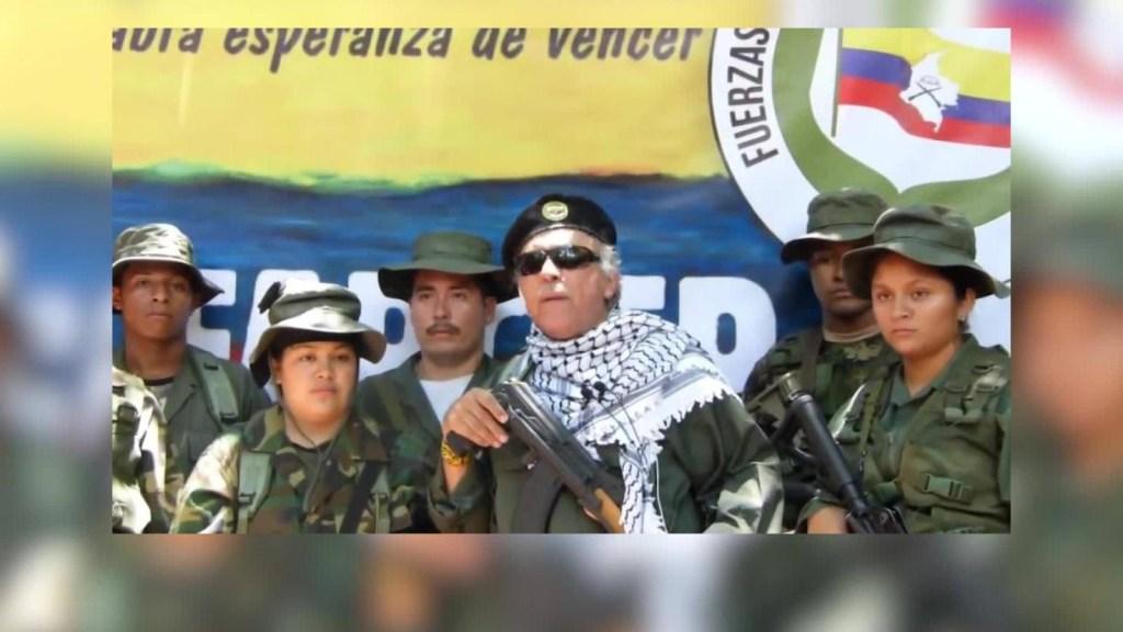 Nuevo video de disidentes de la FARC