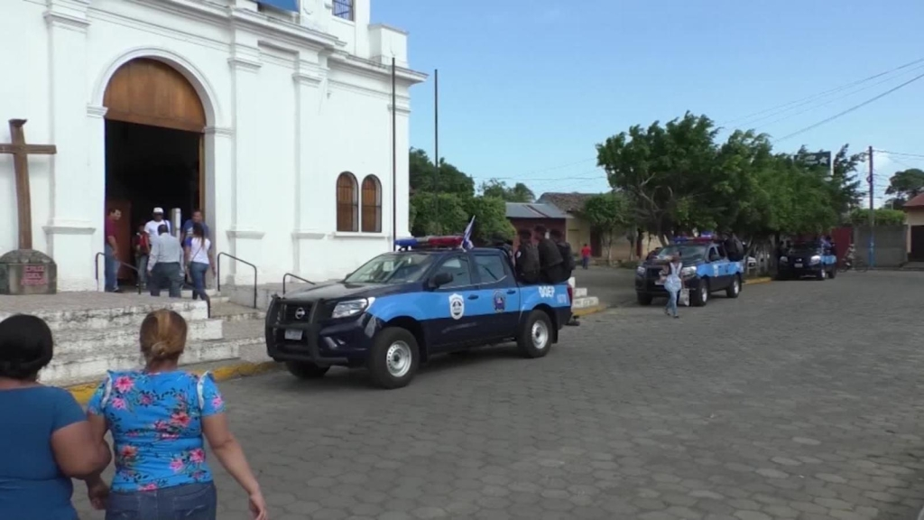 Oposición en Nicaragua denuncia asedio de Ortega