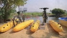 Bicicletas para pasear por el Nilo