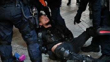 Breves económicas: Más de 1.100 arrestos en Hong Kong